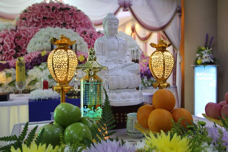 Buddhist Funeral Service Package Singapore