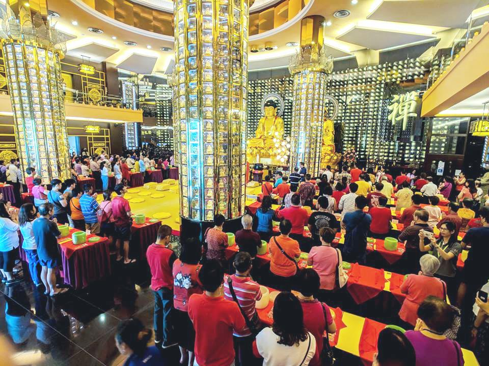 Urn Singapore Blessing Ceremony - 骨灰瓮祈福大会