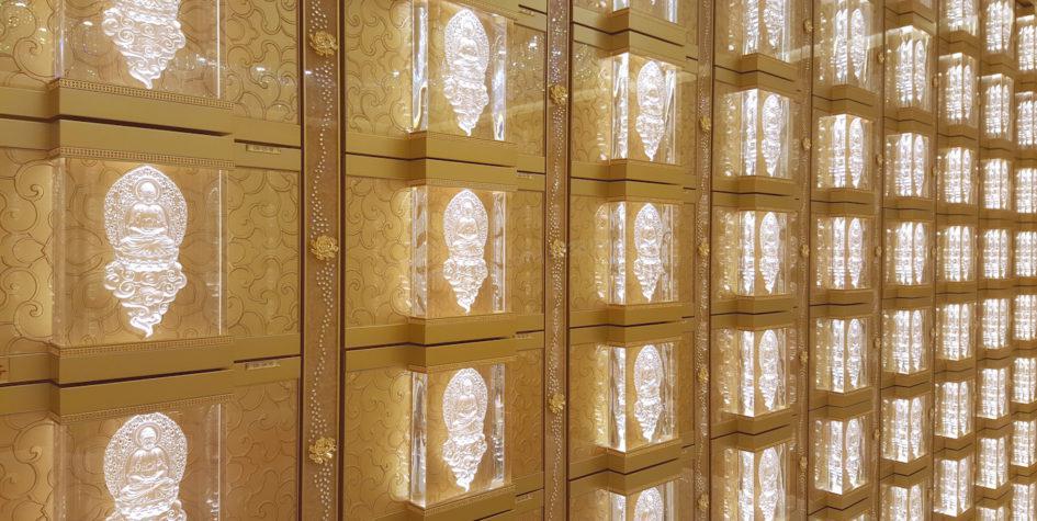 Buddhist Columbarium Niche Royal Suite R2 佛教骨灰位帝王阁 R2