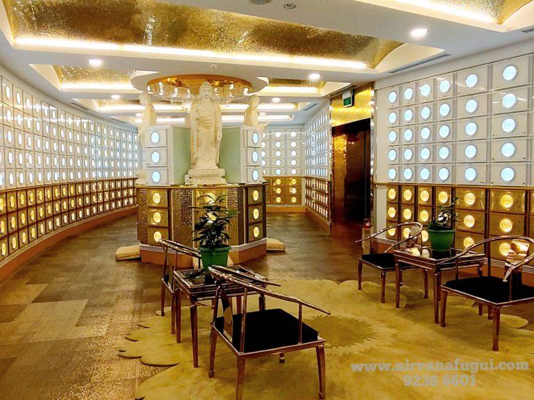 富贵山庄 Nirvana Memorial Garden - Suite 5A 颂恩阁