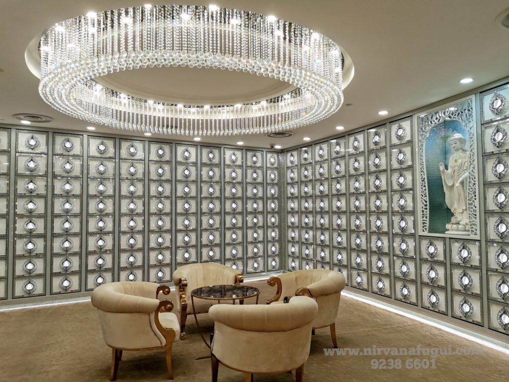 富贵山庄 Nirvana Memorial Garden - Suite 66 迎恩阁