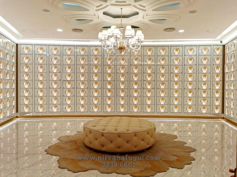 Columbarium 富贵山庄 Nirvana Memorial Garden - Suite 80 迎满阁