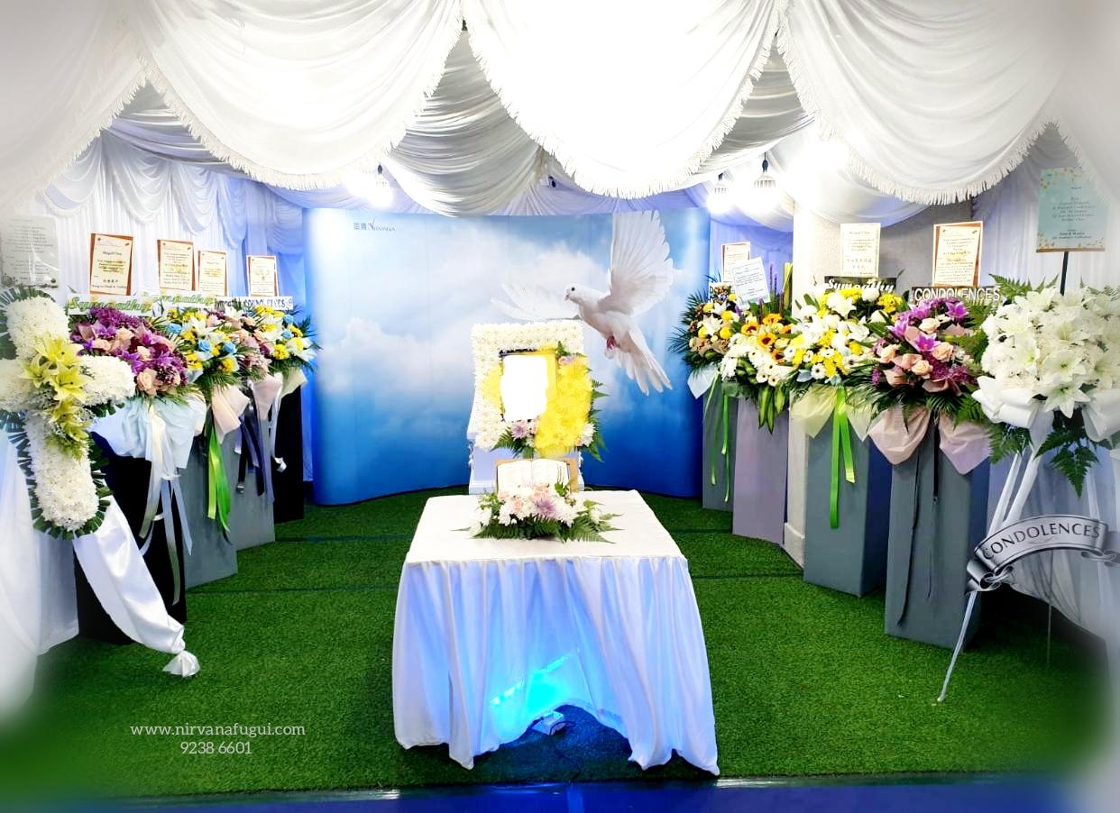 基督教殡葬服务