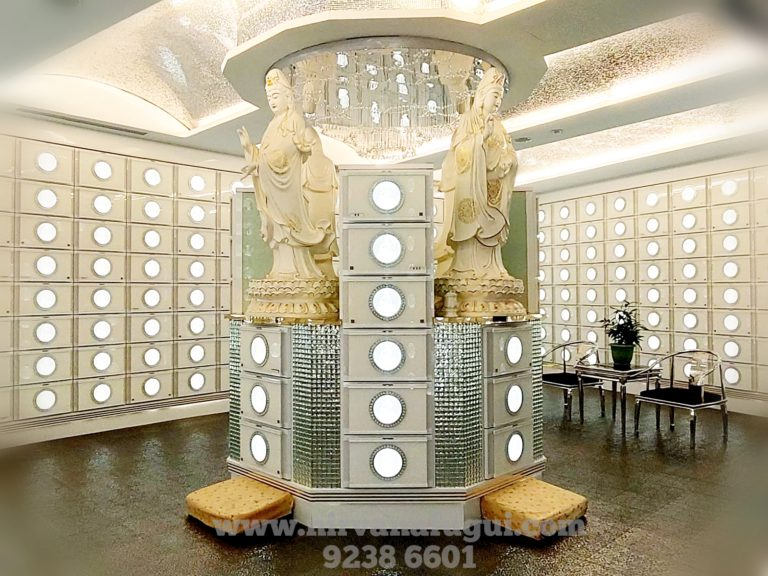 Columbarium 富贵山庄 Nirvana Memorial Garden Suite 6A 永恩阁 -