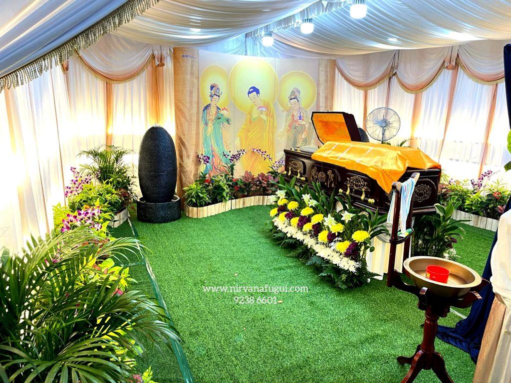 佛教葬礼,佛教殡仪